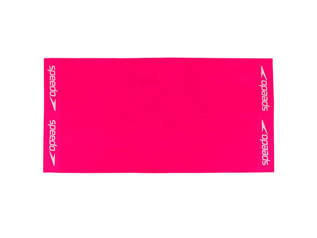 speedo Leisure Towel 100x180cm Raspberry Fill